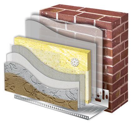 утепление старых стен